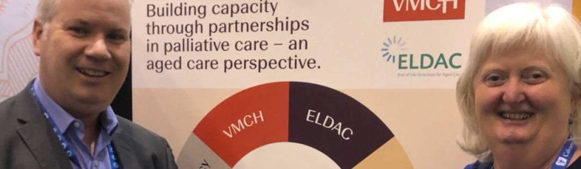 Building capacity through partnerships in palliative care – an aged care perspective
