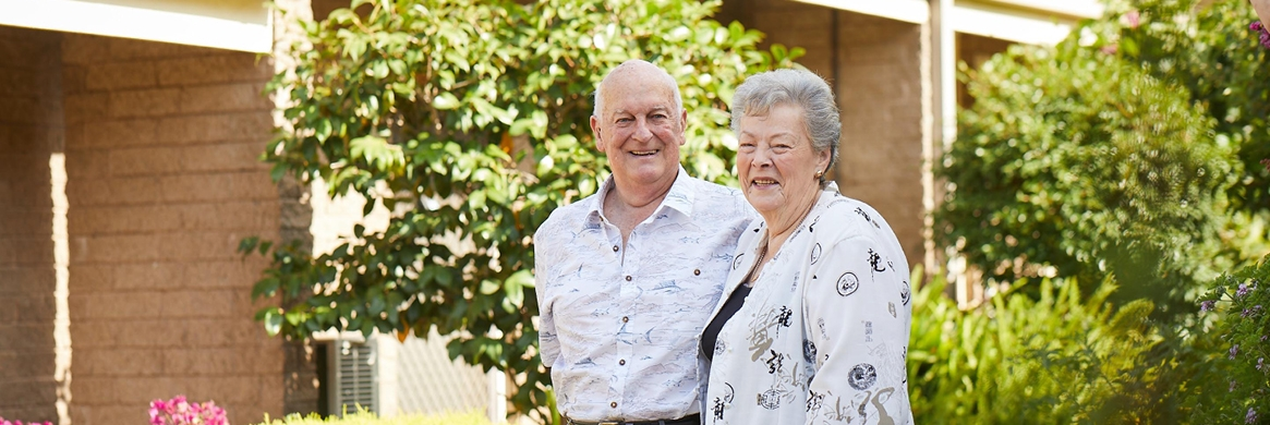 Alan and Barb – our affordable homes story