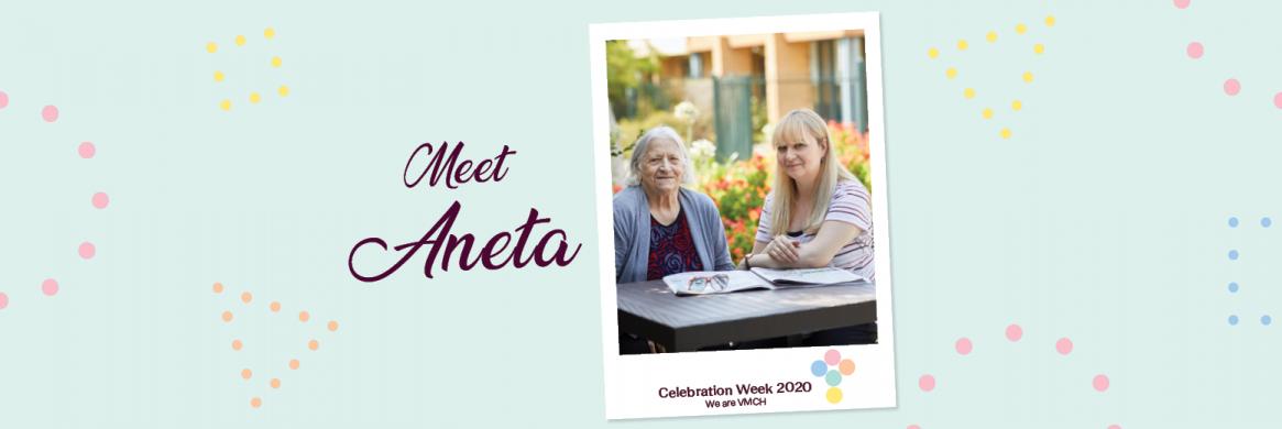 Celebration Week: Aneta Donevska, Lifestyle Assistant