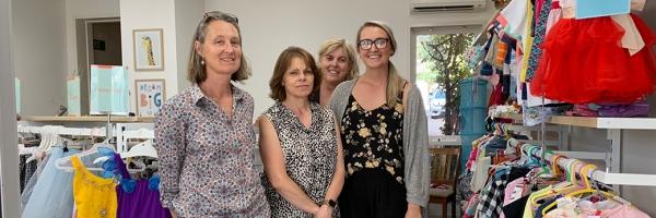 VMCH opens opportunity shop in Balwyn