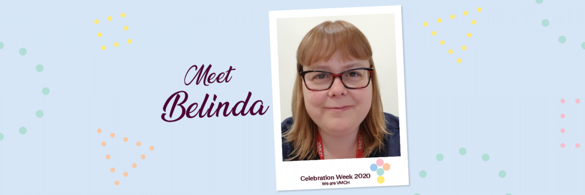 Celebration Week: Belinda Smith, HCP