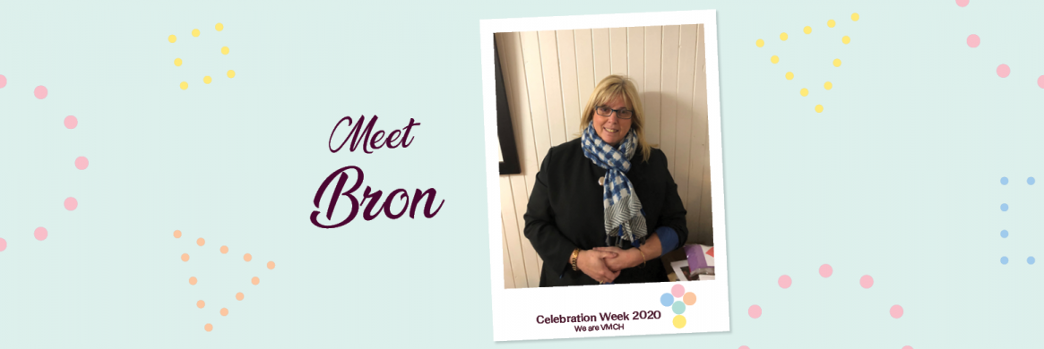 Celebration Week: Bron Summers, Volunteering and Op Shops
