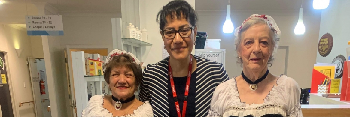 Celebrating our Aged Care Employees – Helen
