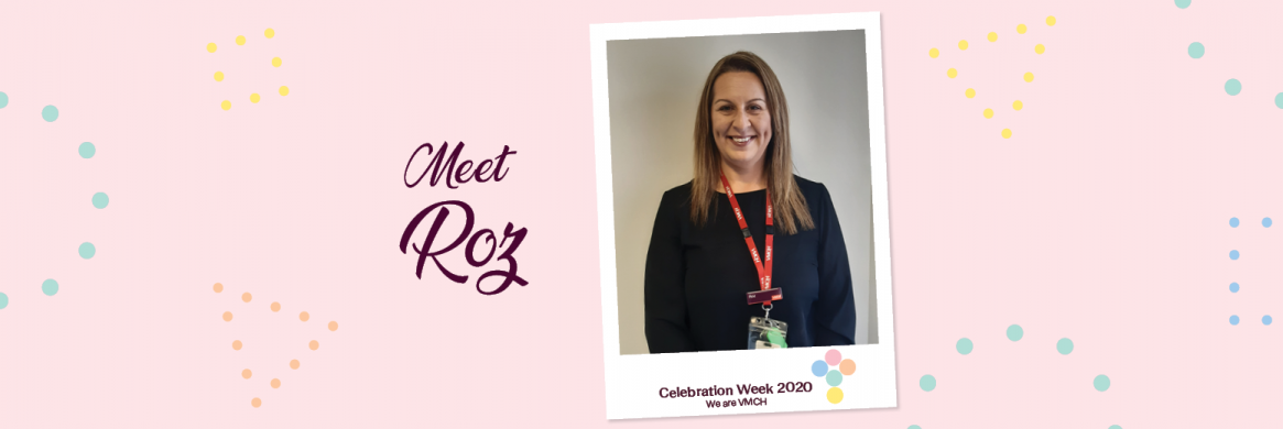 Celebration Week: Roz Nolan, Residential Services Manager