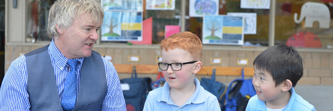Excitement builds as school move draws near