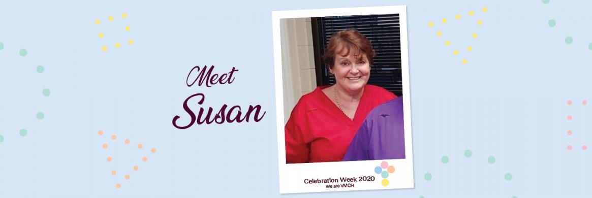 Celebration Week: Susan Wilson, PCA