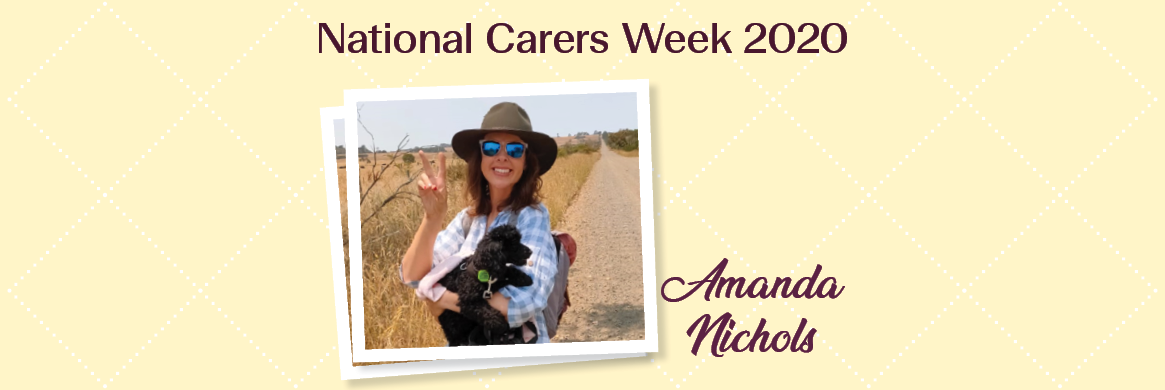 Amanda's personal carer connection