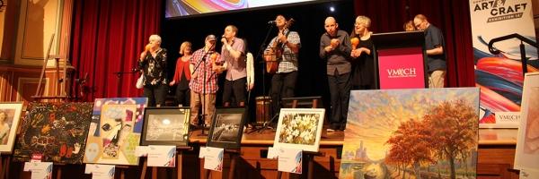 Community spirit shines at fundraising event