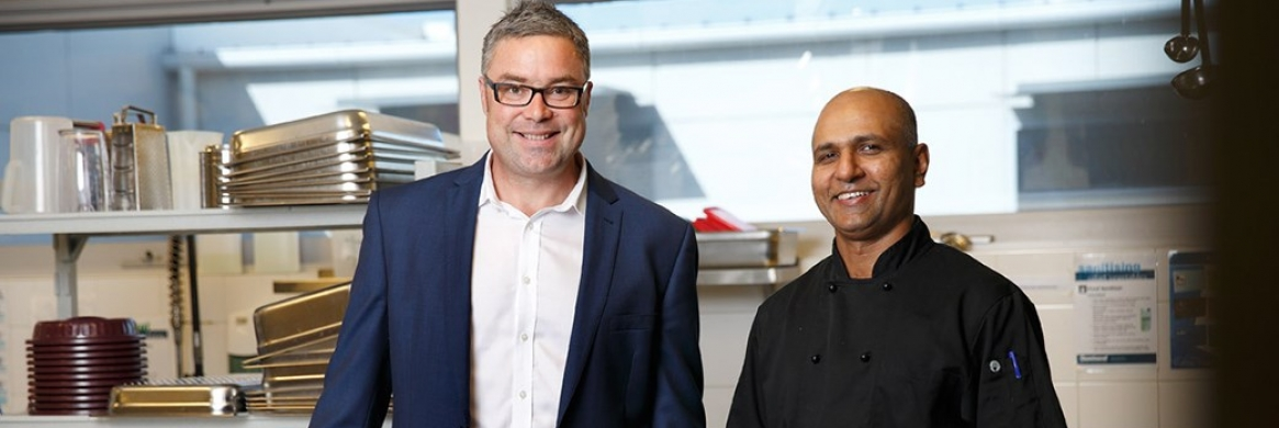 Aged care cookery in the global spotlight