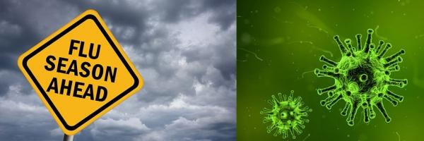 Flu season looms