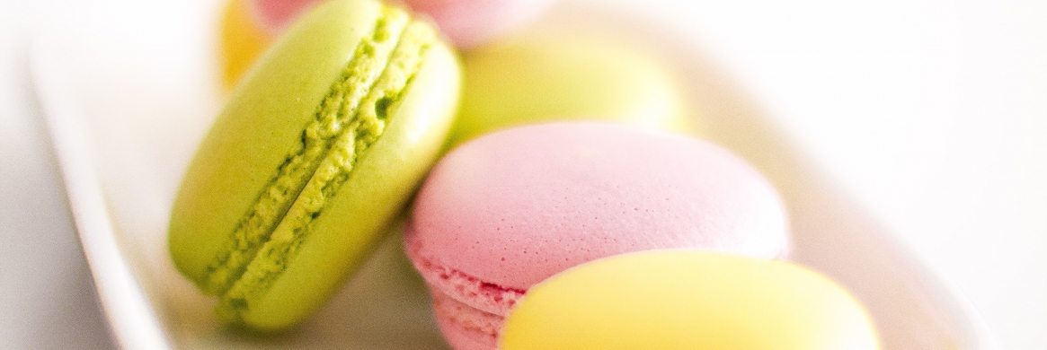 Peter's favourite French macaron recipe