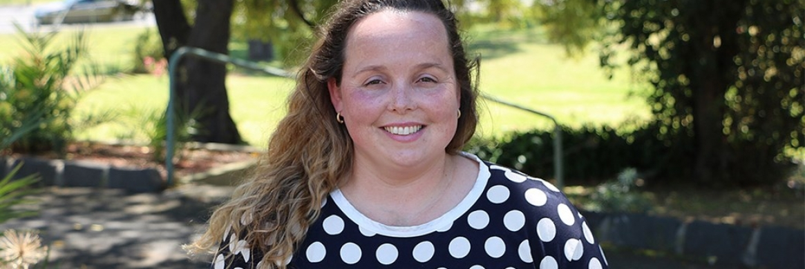 Meet VMCH Senior Manager of Accommodation Services Kristy Simmonds