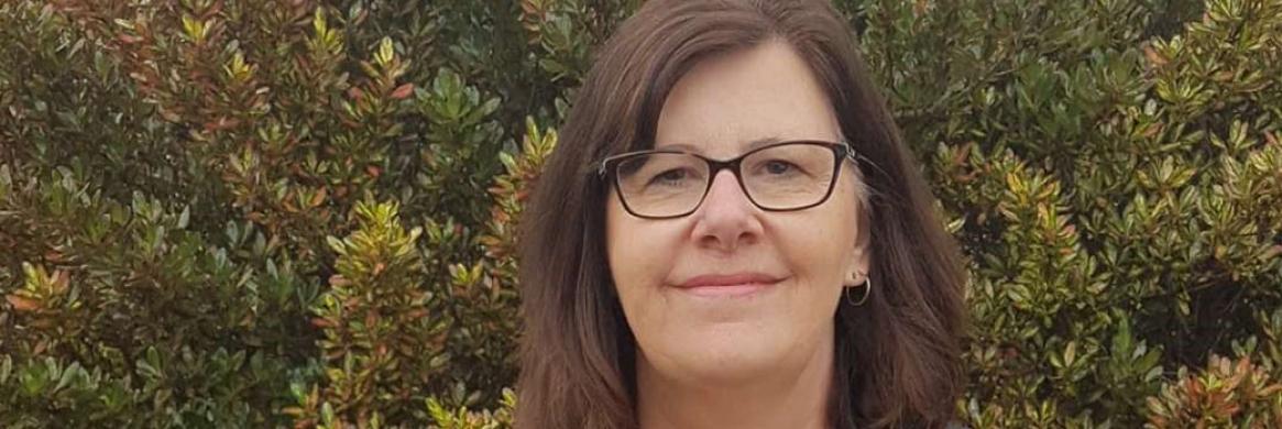 Staff profile – Lyn Alexander