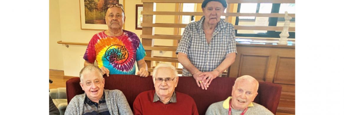 Older generation passes on good advice