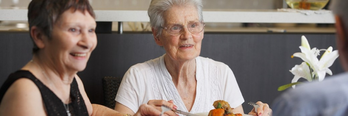 Nutrition on the menu for seniors