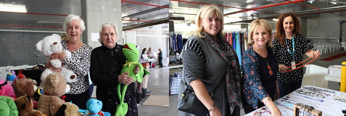 Op Shop Warehouse Sale a great success