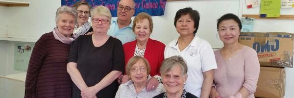 St Paul's Overseas Aid says goodbye