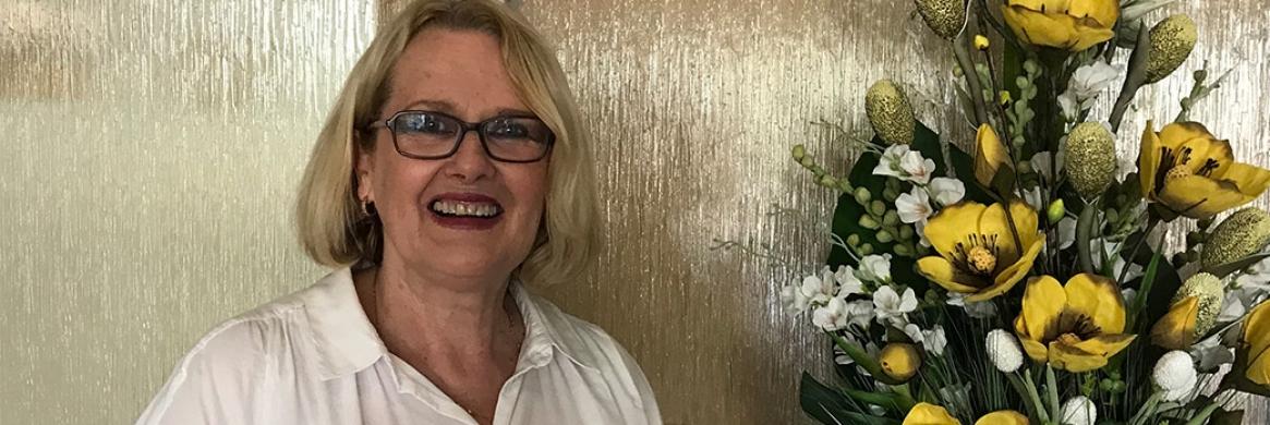 Staff profile – Rosalie Morrissey