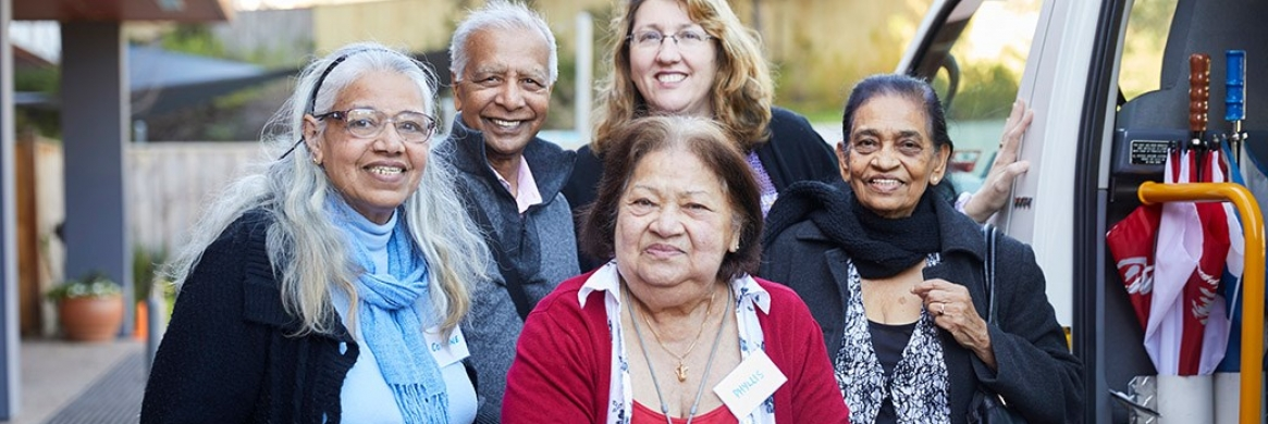 Caring for CALD seniors
